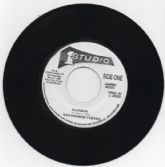Wentworth Vernon - Rainbow / Version (Studio One) JA 7""